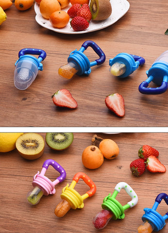 Image of Baby Nipple Pacifier