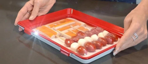 Image of Food Preservation Tray