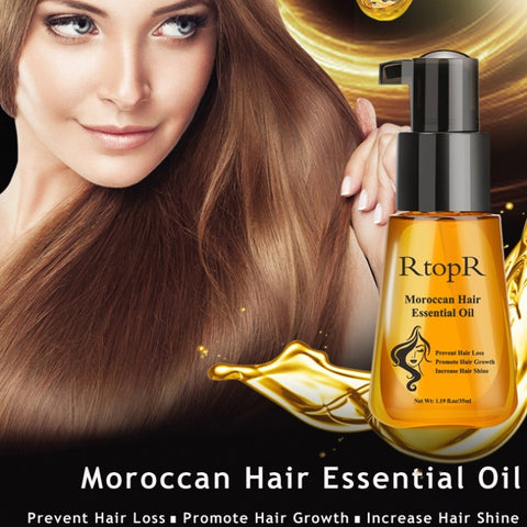 Image of Morocco Argan Hair Oil
