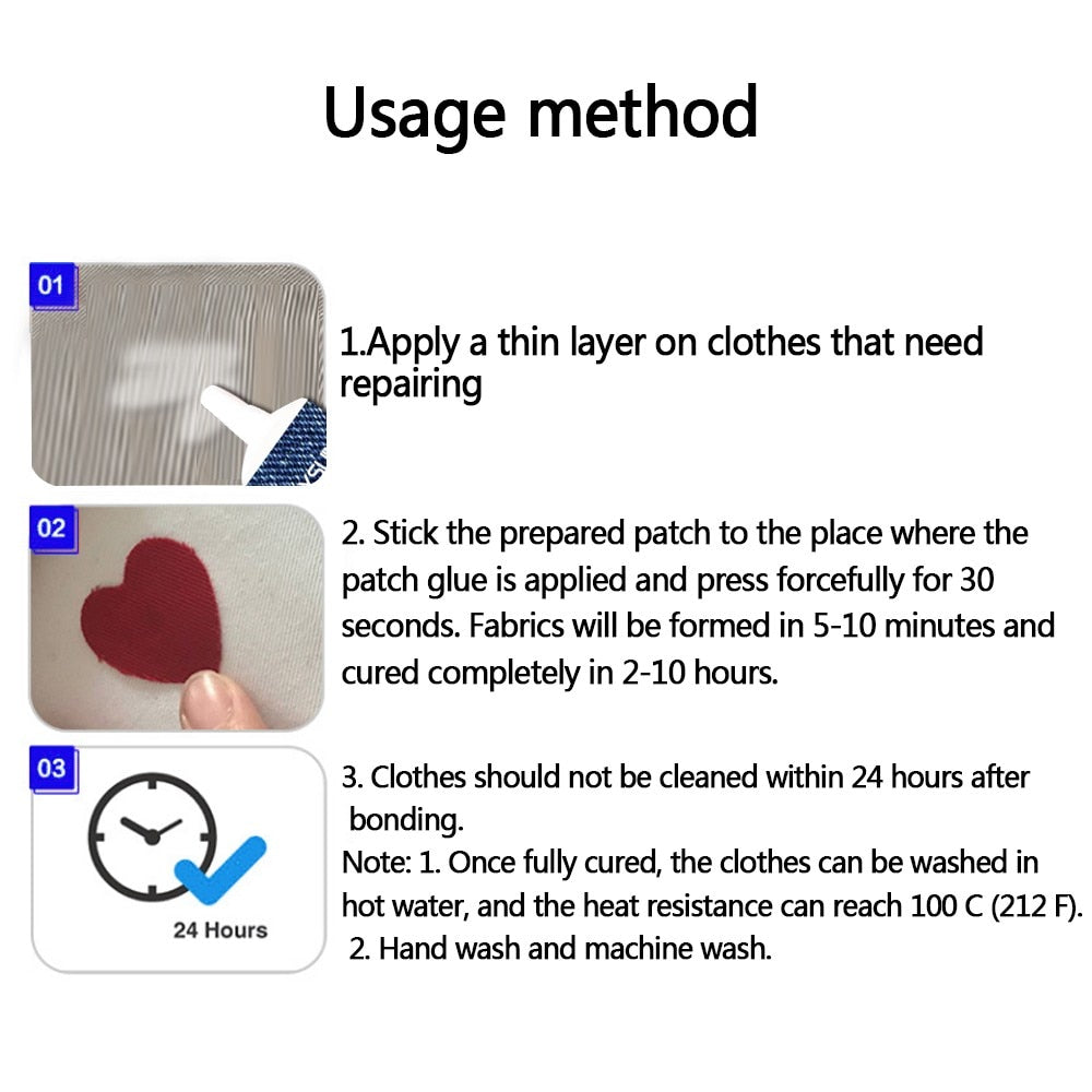 Secure Stitch Liquid Sewing Solution