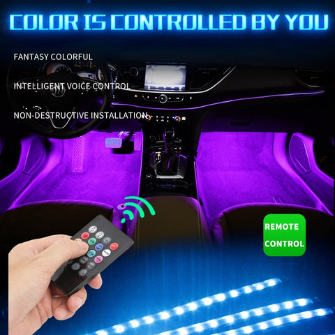 Image of 7color/Music control LED Strip