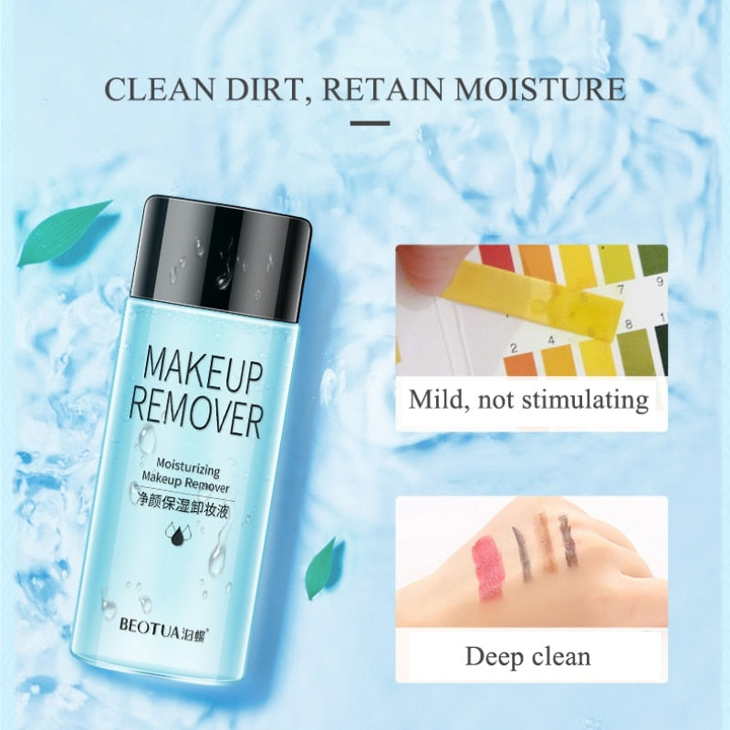 Natural Moisturizing Makeup Remover