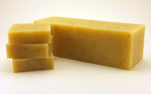 Jewelweed Goats Milk Soap - The Goat's Field