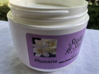 Organic Plumeria Goats Milk Lotion - The Goat's Field