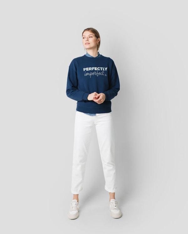 PERFECTLY IMPERFECT' SWEATSHIRT