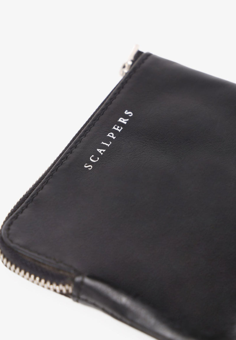 SCALPERS LEATHER PURSE