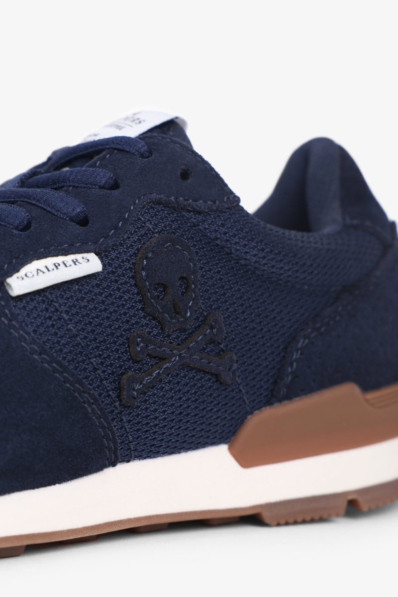 NATURAL INSIGNIA COMBINED SNEAKERS