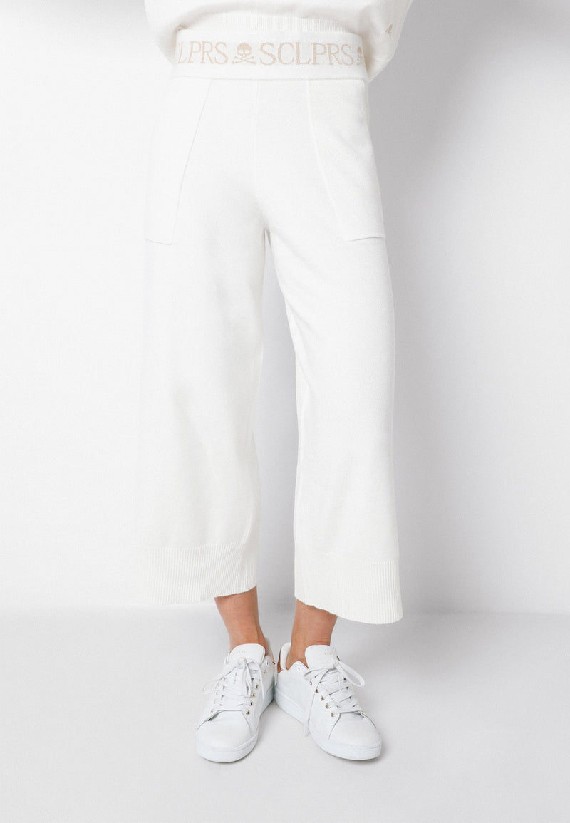 SOFT KNIT TROUSERS