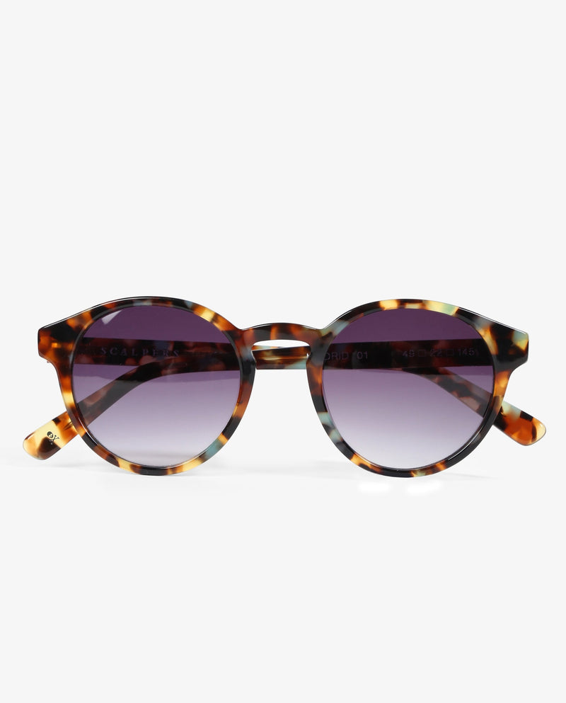 MADRID ROUND SUNGLASSES
