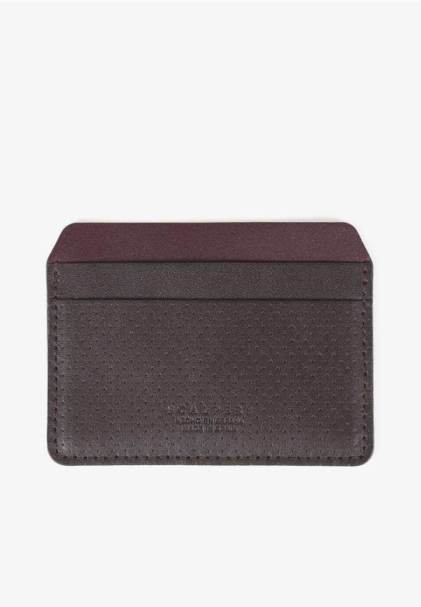 PERFORATED CARDHOLDER