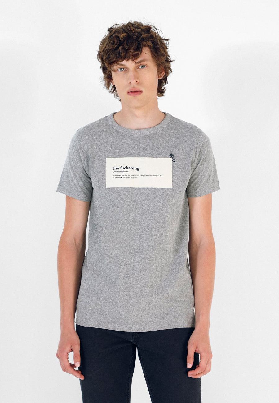 MEANING TEXT T-SHIRT