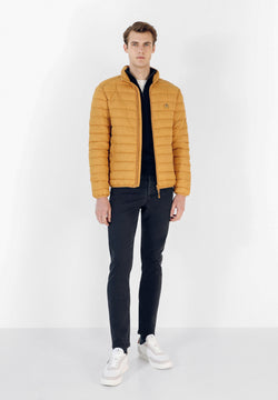 LIGHT PUFFER CARDIGAN