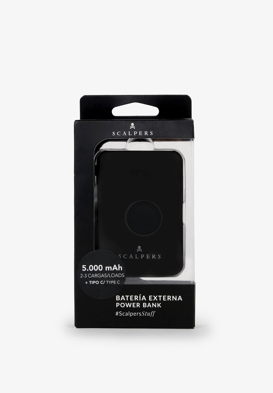 SCALPERS PORTABLE BATTERY