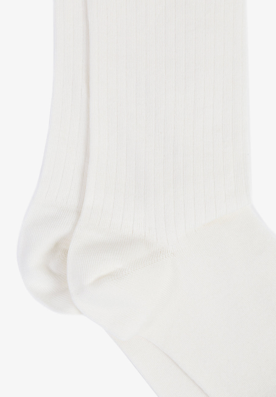 SHORT DOUBLE STRIPED SOCKS