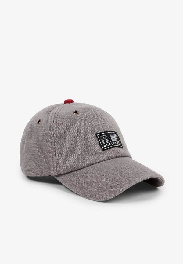 FADED CAP WITH PATCH