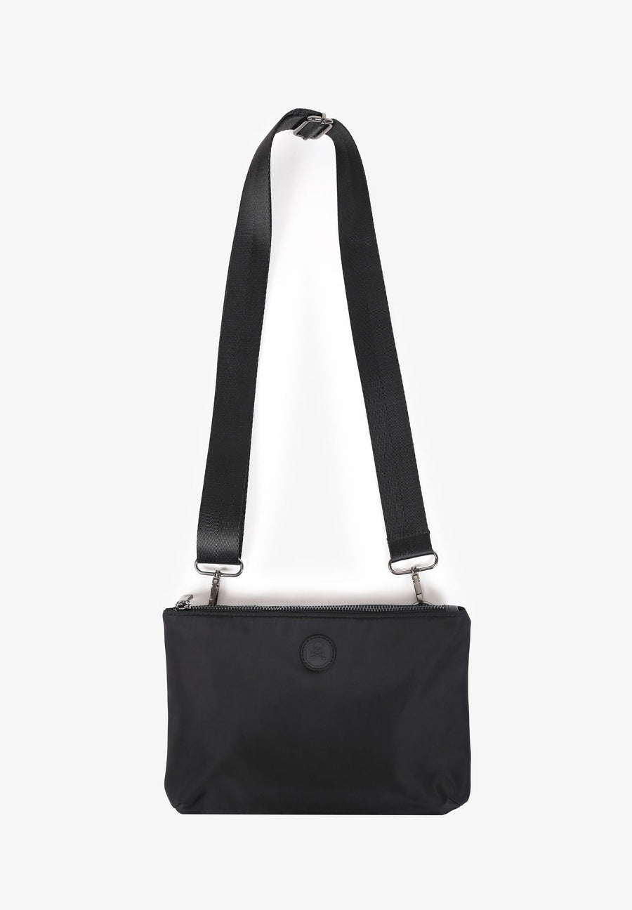 BAG WITH DETACHABLE STRAP