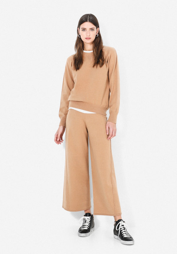 COMFY KNIT TROUSERS
