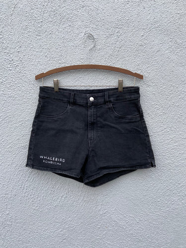 Featured Artist: Flying Whalebird (Black Shorts, Medium Women's)