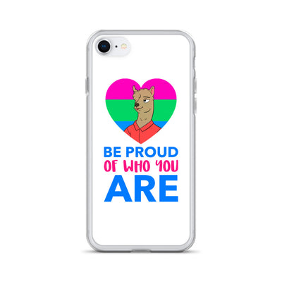 Coque iPhone LGBT Be Proud - Lgbt Friendly Shop