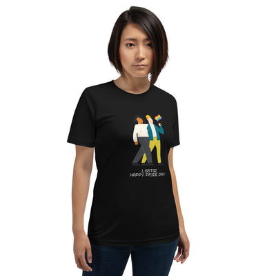 T-Shirt LGBT Femme LGBTQI - Lgbt Friendly Shop