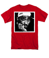 2pac - Men's T-Shirt  (Regular Fit)
