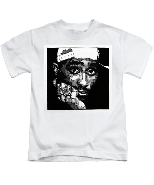 2pac - Kids T-Shirt