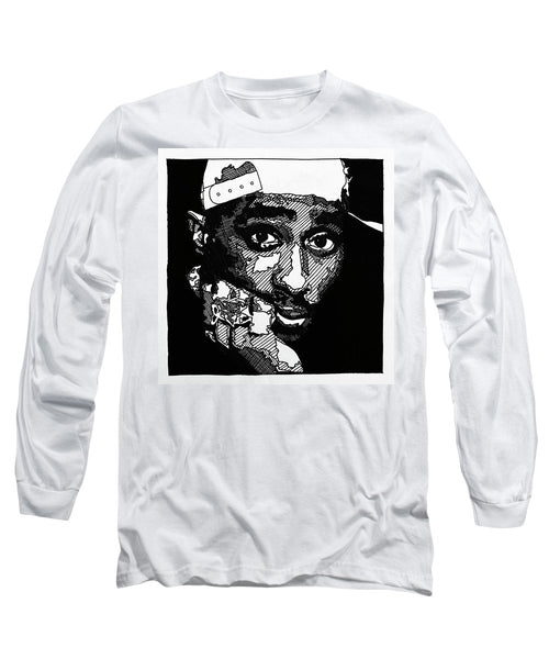 2pac - Long Sleeve T-Shirt