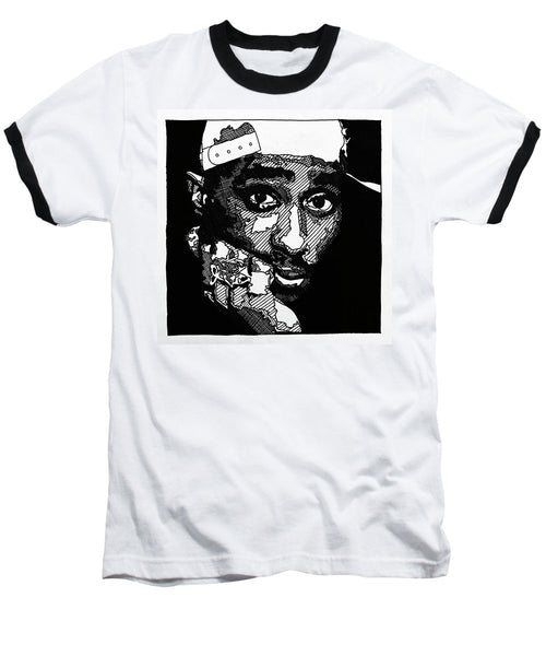 2pac - Baseball T-Shirt