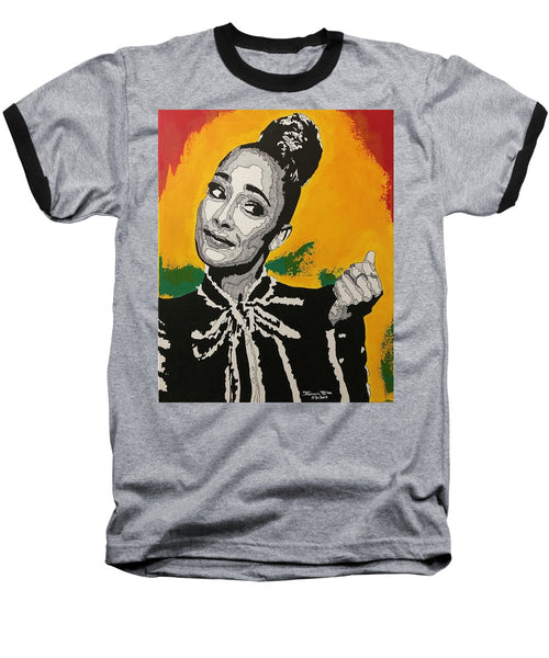 Amanda Seales - Baseball T-Shirt