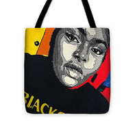 Chika - Black Gold - Tote Bag