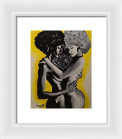 Goddesses Of Creation - Framed Print