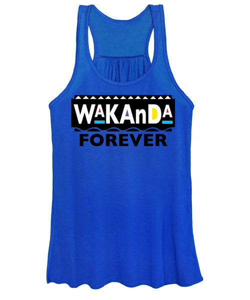 Martin Wakanda Forever: Black Label - Women's Tank Top