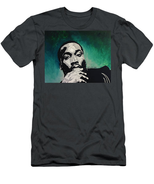 Meek Mill - Men's T-Shirt (Athletic Fit)