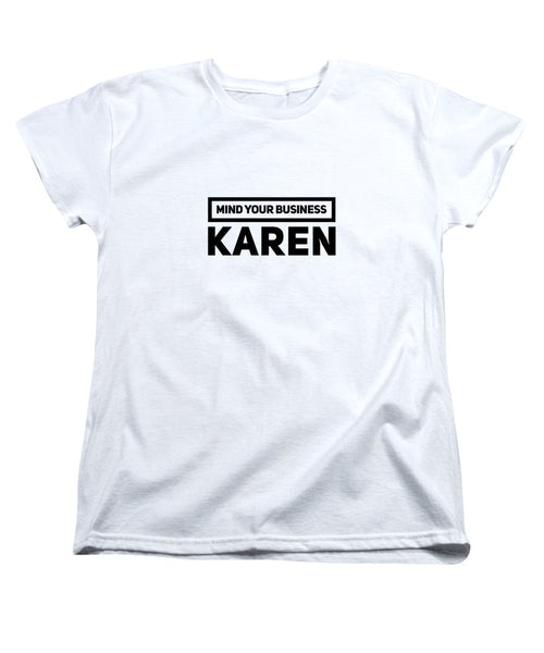MYB Karen - Women's T-Shirt (Standard Fit)
