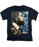 Nipsey Blue - Kids T-Shirt