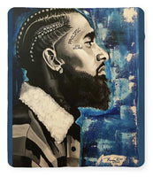 Nipsey Blue - Blanket
