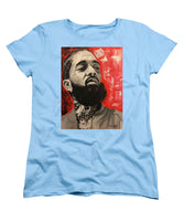 Nipsey Red - Women's T-Shirt (Standard Fit)