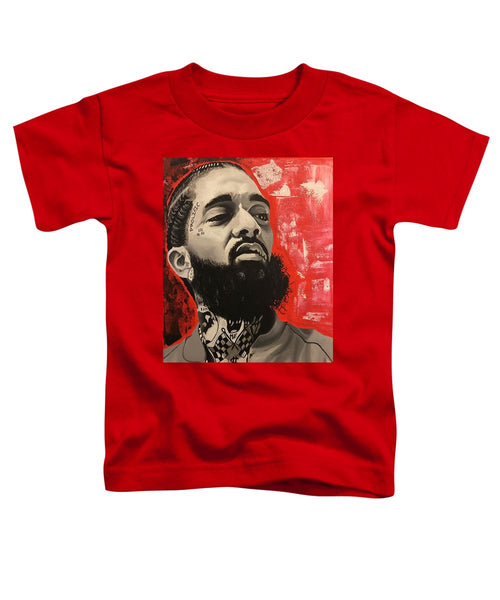Nipsey Red - Toddler T-Shirt
