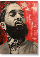 Nipsey Red - Greeting Card