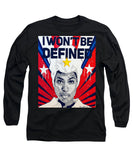 Nola Darling Undefined - Long Sleeve T-Shirt