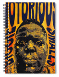 Notorious Big - Spiral Notebook