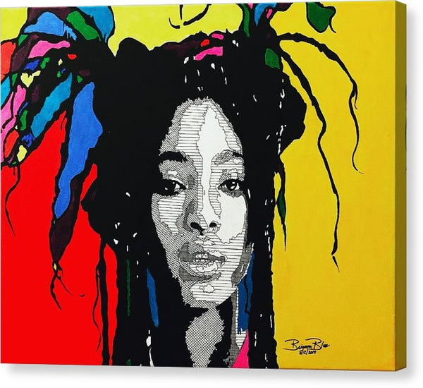 Willow - Canvas Print