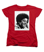 Young Micahel Jackson - Women's T-Shirt (Standard Fit)