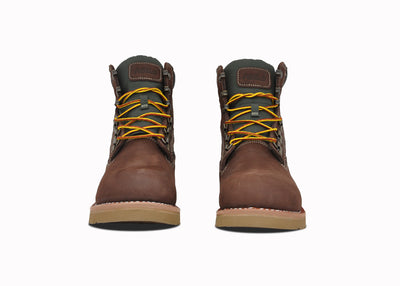 "Welt Mid 6"", Brown & Green, BOYS"