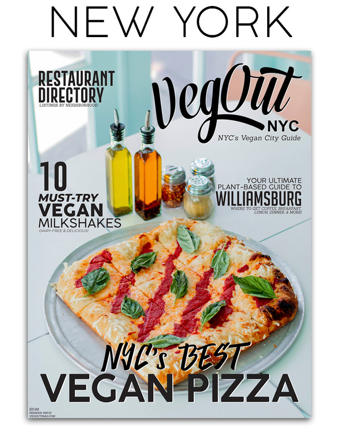New York VegOut Magazine