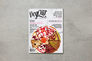 VegOut LA Magazine SINGLE ISSUE (Digital)