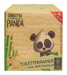 Eco Friendly Bamboo toilet paper - wayne-whale