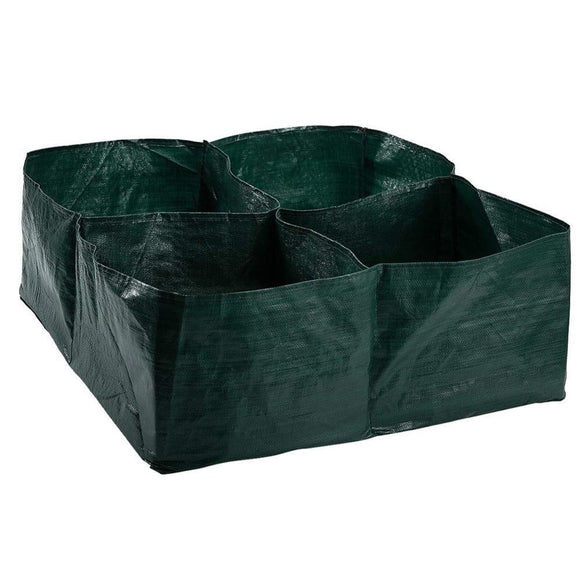 4 Divided Grids Garden Planter Bed - wayne-whale