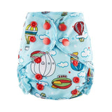 Organic Cotton Newborn Cloth Diapers - wayne-whale