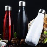 750ml Reusable Vacuum Insulated Water Bottle - wayne-whale